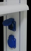 Стол пристенный физический СОВЛАБ-1200 ПФЛ